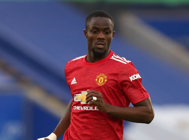 Eric Bailly has tested positive for Covid-19