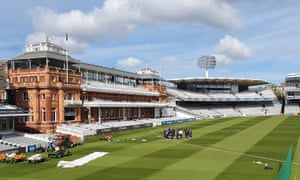Lord's in sunshine