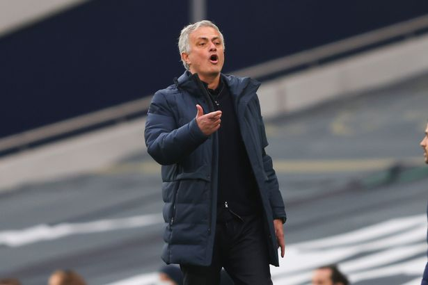 Jose Mourinho has been warned he may be out of options in terms of a return to management in England