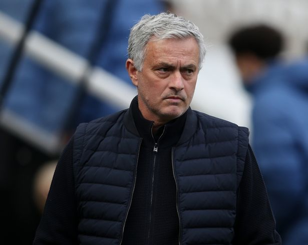 Jose Mourinho is facing the prospect of being sacked by Tottenham this summer