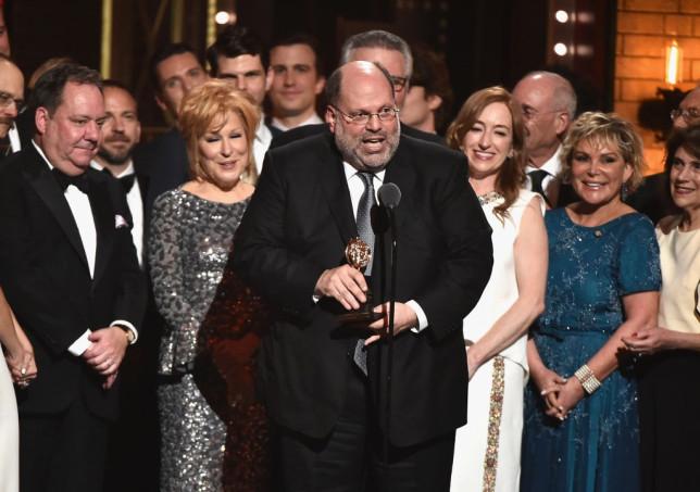 2017 Tony Awards - Scott Rudin
