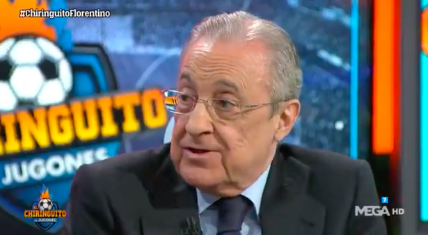 Florentino Perez has opened up on the European Super League in a controversial interview