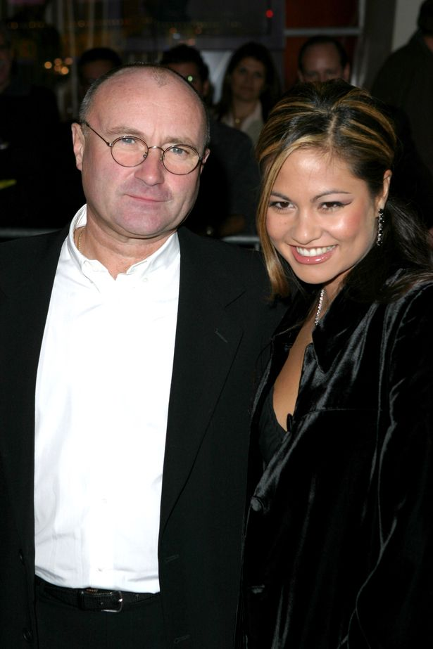 Phil Collins' ex wife says she was trapped in gold cage at £30m Miami beach home