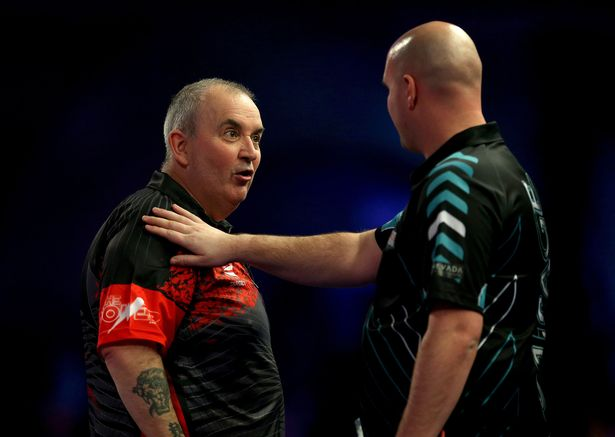 Taylor lost the 2018 World Championship final to Rob Cross