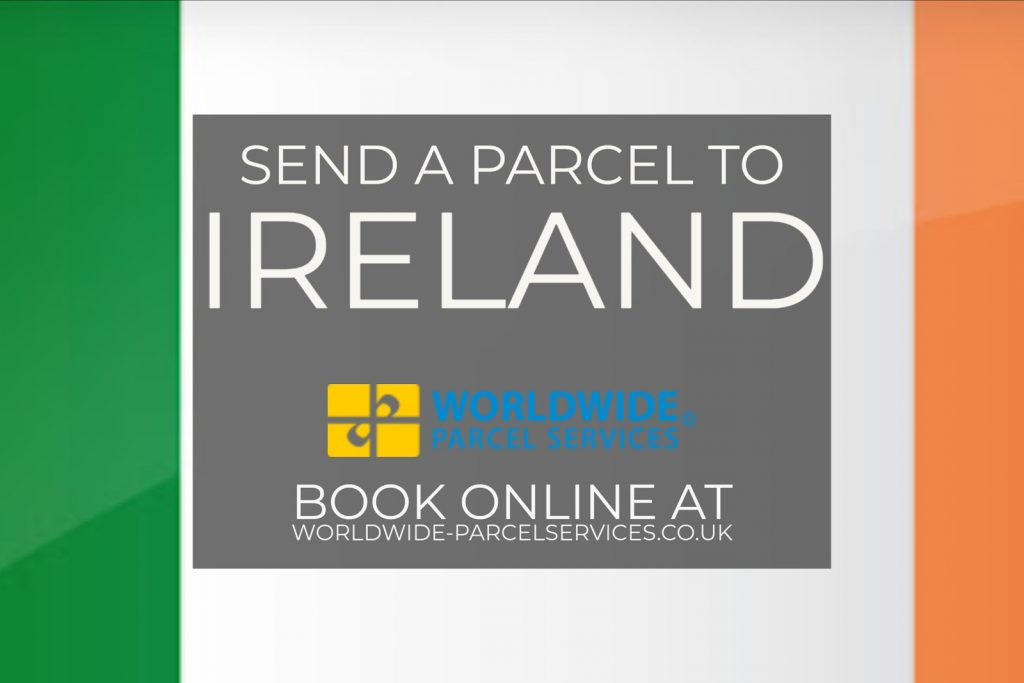 Sending Parcel To Ireland From The UK