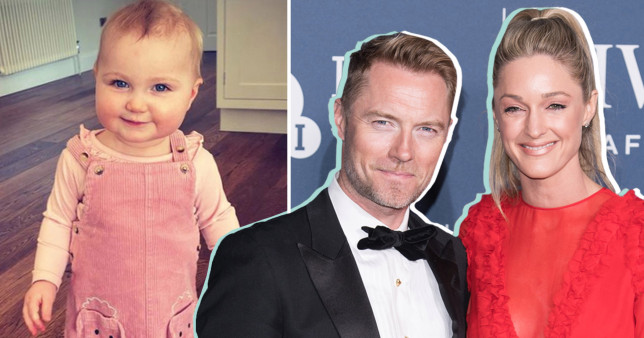 Storm Keating celebrates baby's first birthday after emergency hospital dash