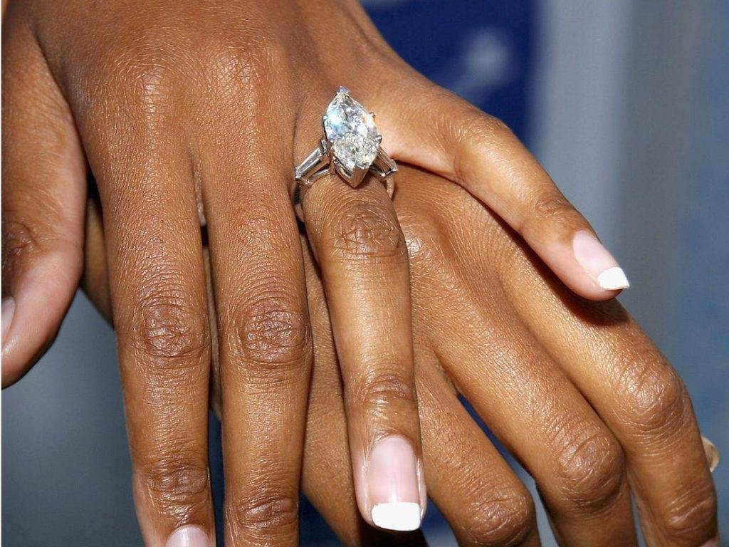 The Latest Diamond Engagement Ring Styles