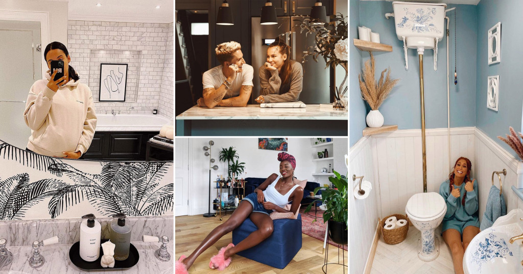 Best celebrity home interiors