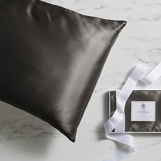 Dorma dunelm silk pillowcase