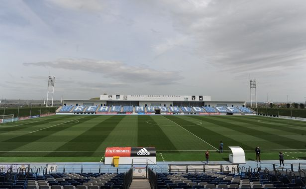 Real could hold games at the 8,000 capacity Alfredo di Stefano stadium