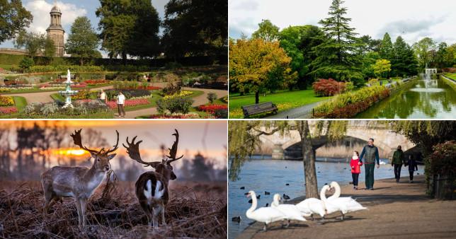 London' most beautiful parks
