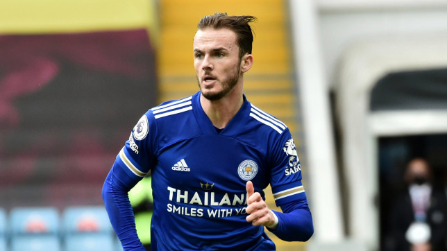James Maddison was one of three Leicester City players who broke Covid-19 regulations