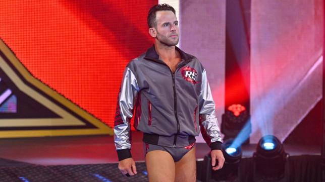 WWE NXT superstar Roderick Strong