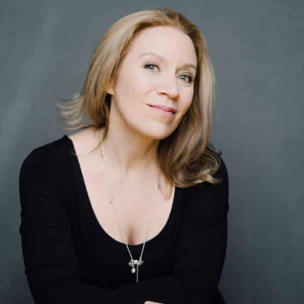'I was first attracted by the sheer beauty of the music' … soprano Carolyn Sampson