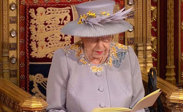 The Queen's Speech had more empty Tory pledges, Brian Reade says