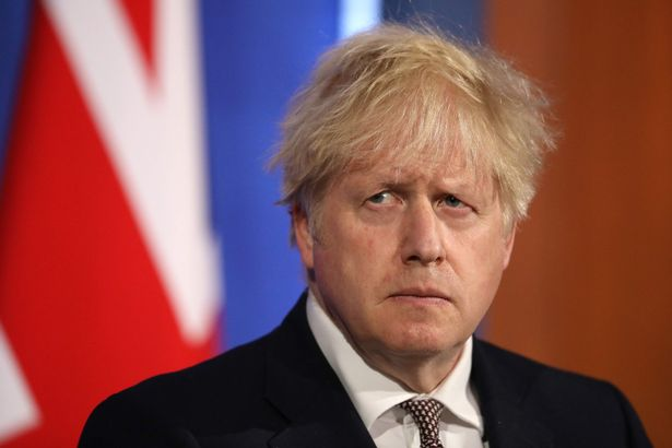 Boris Johnson signed the agreement with Brussels