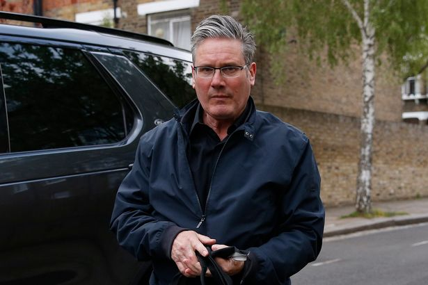Labour Party leader Keir Starmer