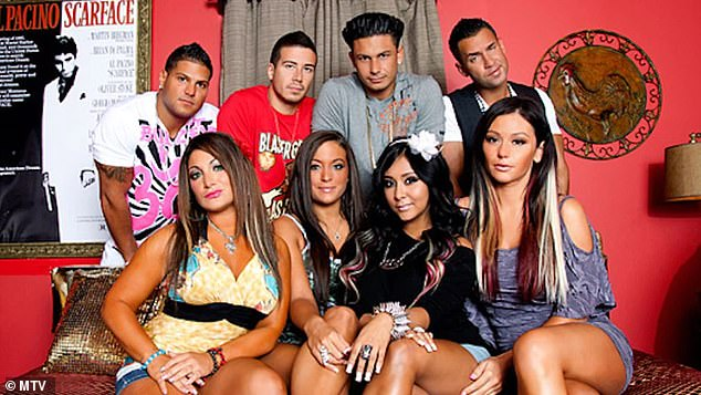 Jersey Shore:Deena first appeared on the popular MTV reality series Jersey Shore in 2010 until her departure in 2012
