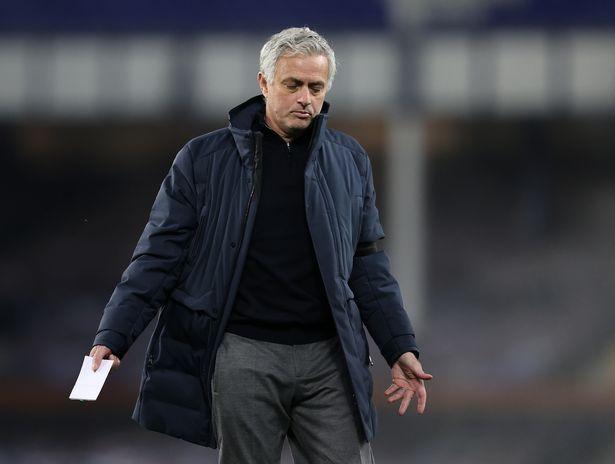 Tottenham's form nosedived under Jose Mourinho