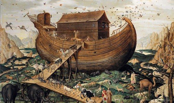 Noah's Ark is part of the Genesis story