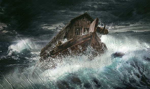 Noah is said to have saved two of every animal from the flood