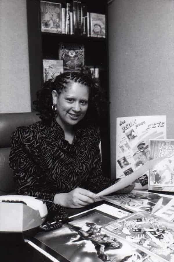 Muriel Tramis.