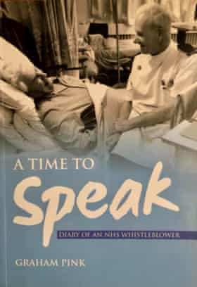 Graham Pink's book A Time to Speak was published in 2013