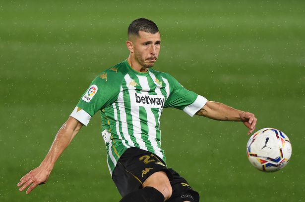 Rodriguez has been a standout performer for Real Betis this season