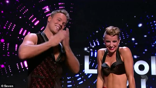 Back again! Lincoln just recently competed on the Dancing With The Stars reboot