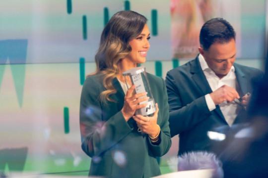 Jessica Alba as brand The Honest Company goes public