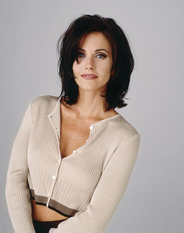 Courteney Cox was Monica Geller despite initially being in line to play Rachel