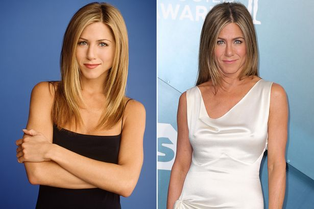The role of Rachel made Jennifer Aniston a household name