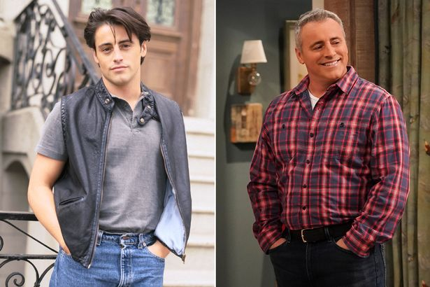 Matt LeBlanc went from Joey in Friends to a role on Top Gear