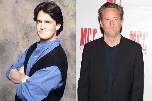 Matthew Perry became well known due to his role as Chandler Bing in Friends