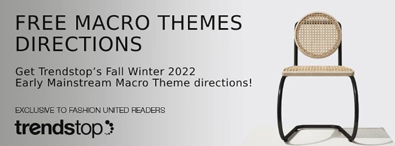 Fall/Winter 2021 macro theme: Uber refined vintage