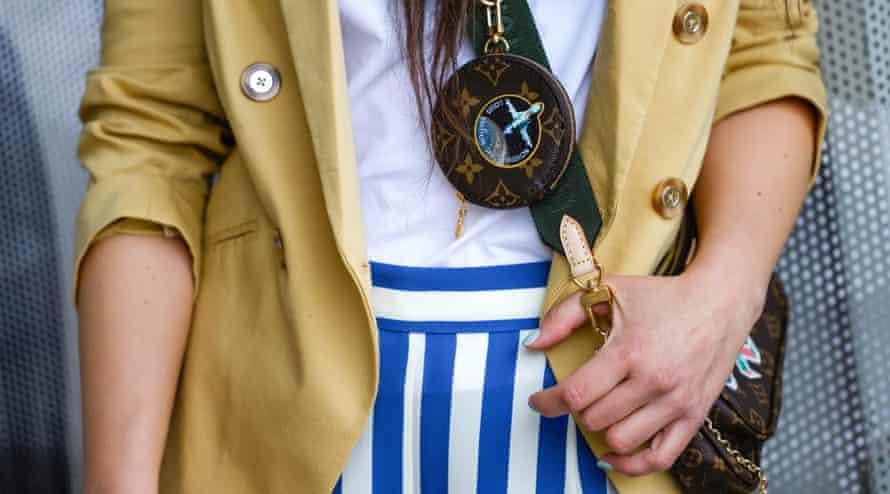The new Luis Vuitton multi-pochette.