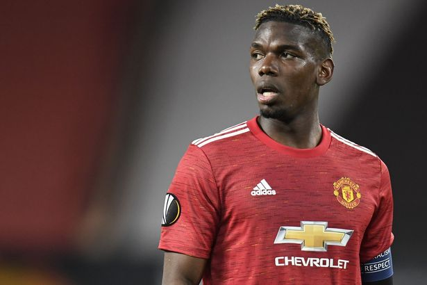 Paul Pogba's contract is entering its final year