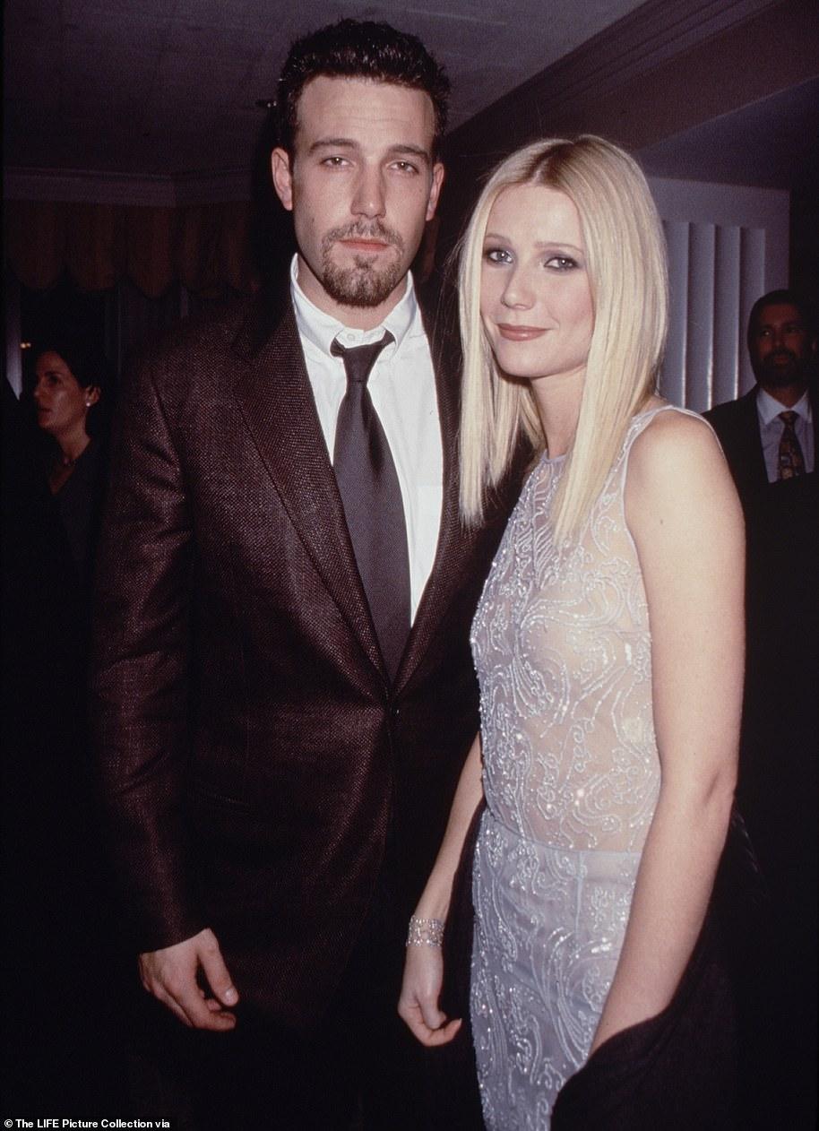 Hollywood Royalty: Ben dated Gwyneth Paltrow in 1997
