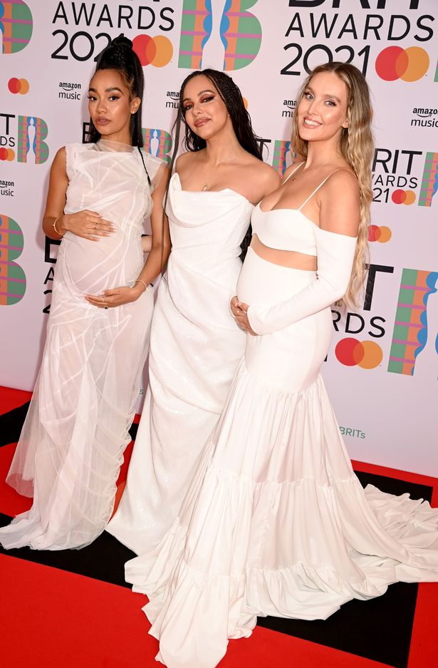 Jade Thirlwall, Perrie Edwards and Leigh-Anne Pinnock