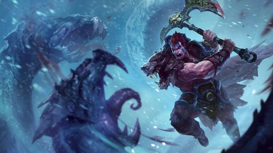 League of Legends champion Darius