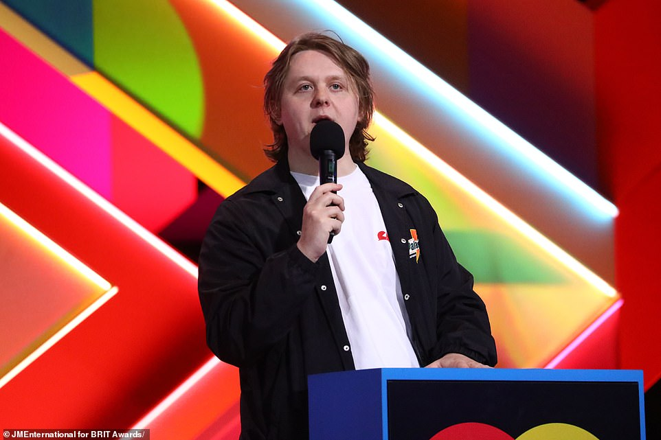 What did he say?Lewis Capaldi proved to be the viral sensation of the night, as he proceeded to drop multiple F-bombs as he presented the final award of the night, Best British Album