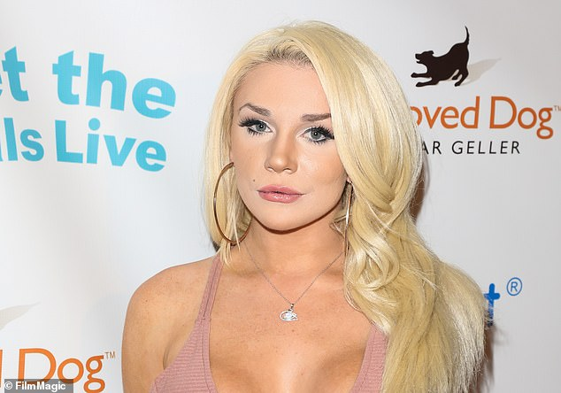 Never: Courtney Stodden claims that Chrissy Teigen 'never' reached out to them privately to apologize for the abusive tweets and direct messages that she sent in 2011
