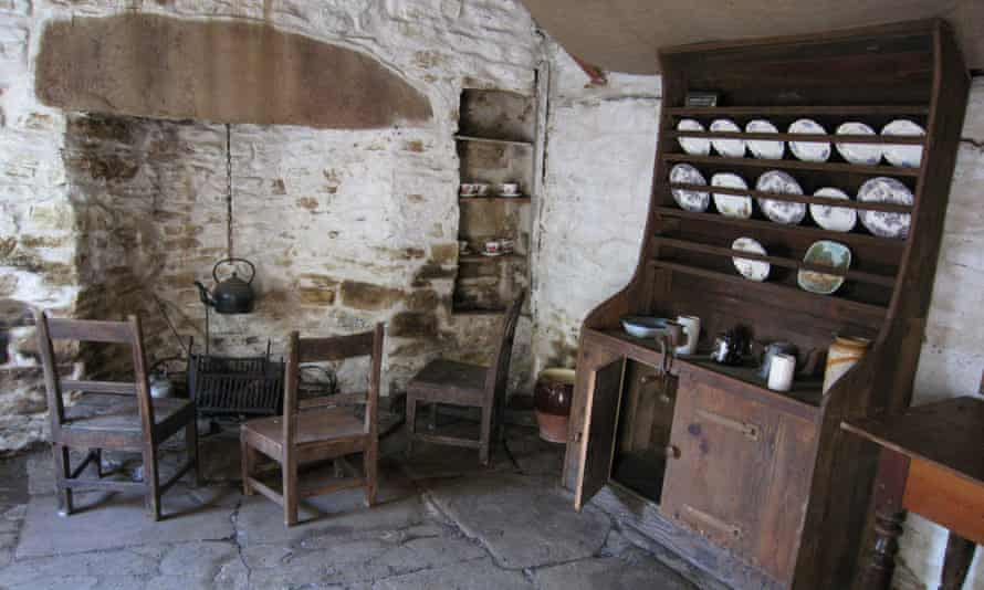 Cra'as Nest crofting museum, Orkney