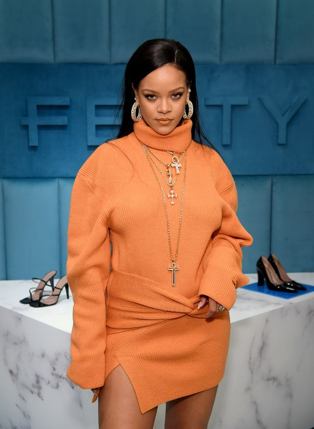 Rihanna teased fans by featuring on track BELIEVE IT