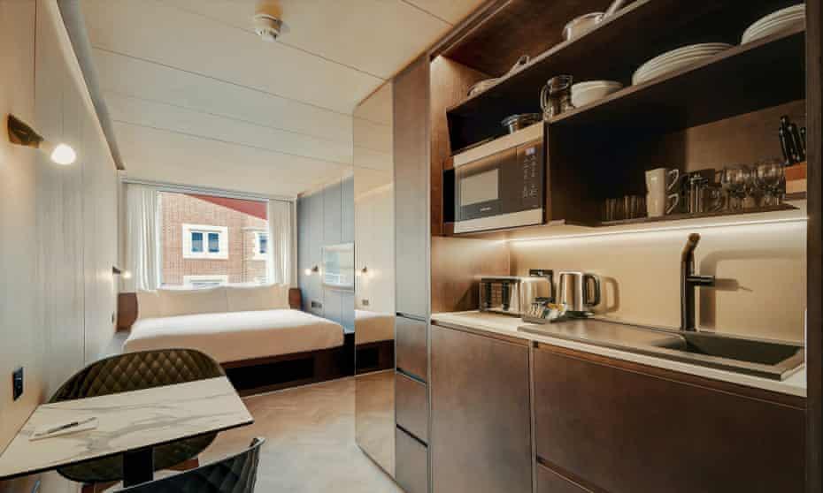 Stow Away Hotel Waterloo