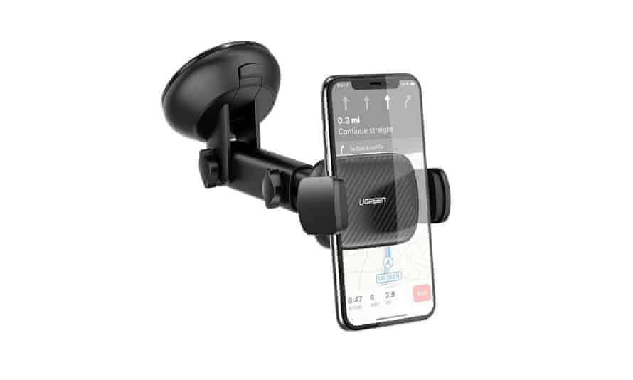 A windshield mount for your phone
