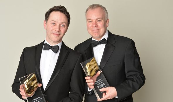 Steve Pemberton and Reece Shearsmith have won a host of awards