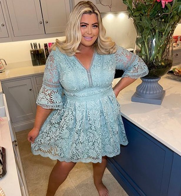 Gemma treated herself to a new pad in Essex worth a whopping £1.3 million, and of course, it's a home fit for a queen
