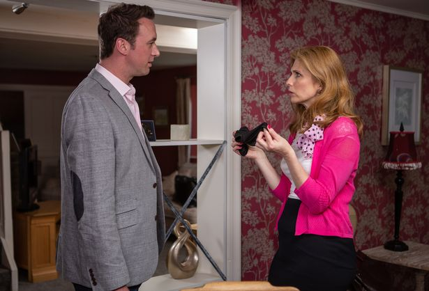 Will Bernice go after her ex Dr Liam?