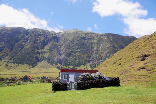 Tristan da Cunha is the most remote inhabited archipelago